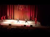Иристон - Горский танец с кинжалами