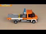 Конструктор LEGO City (Лего Сити) «Эвакуатор»