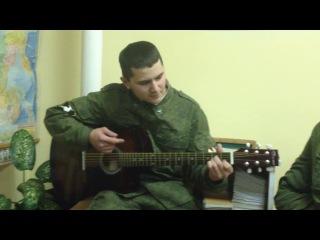 Ряд.Муфтахов (Комендантская рота в\ч 3671)