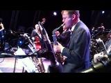 Igor Butman Big Band &amp Fantine at the Klaipeda Jazz Festival '13