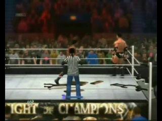 Mr.Jacob vs Maximus(WWE2k14 Hardcore Championship)