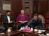 Встреча Медведев и Comedy Club - С новым годом, примьер