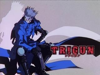 Триган / Trigun серия 25 из 26