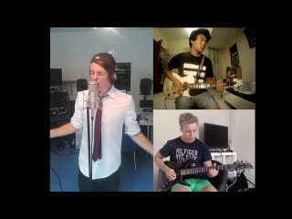 Asking Alexandria - Moving On [Vocal + Guitar Cover]