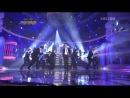 PERF 111230 INFINITE Shuffle Dance KBS Gayo Daejun 2011