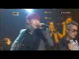 121222 Woohyun & Sunggyu (Infinite) - The Day The Sun Rises @ Immortal Song 2