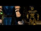 Причины драки в Мортал Комбат 9
