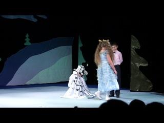 Новогодний спектакль Приключения Маши и Вити » Freewka.com - Смотреть онлайн в хорощем качестве