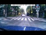 Встречка(улица с односторонним движением). Полицейский на джипе. ул. К.Маркса. Номер у888се47