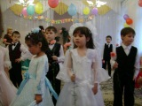 Прощай наш детский садик)))