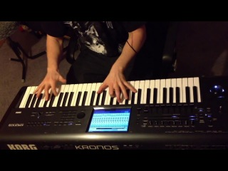 Sonata Arctica-The Cage (Keyboard Cover By Dvorkys)