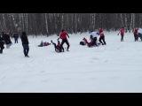 TBF vs Банда Какао(молодеж)
