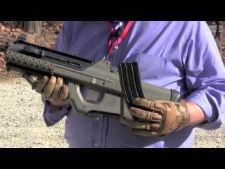 FN F2000 _ FS2000 Bullpup Rifle Features and Functions