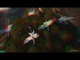 Супер 3D! Avatar music анаглиф