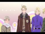 Hetalia Axis Powers - 9 серия