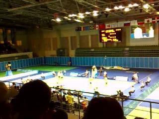 Унивесиада 2013 - бадминтон финал Россия - Корея