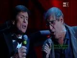 Адриано Челентано и Джанни Моранди  Я думаю о тебе, и мир меняется Фестиваль ди-Сан-Ремо 2012