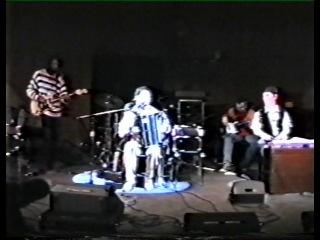 Федор Чистяков концерт в  ЦДХ (2000г.)