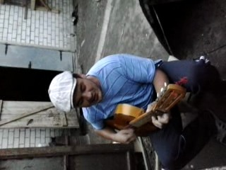 Абый,я иду по Шыгырдану)))музыка (Азиза), слова (Фаниля Султеева и Азиза)