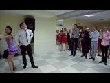 Оля Трибуховская, танец на свадьбе, в подарок лучшей подруге