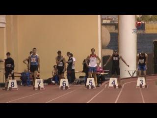 Зимний Чемпионат ВУЗов 2012 (08-09.12.12). 60м мужчины. Финал А.