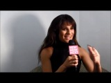 "Lea Michele Talks About ""Louder"" and What's Next After ""Glee"""