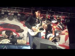 Steve Vai - Racing the World [Rare Live Sound Check Grand Rapids Michigan, 07.11.2013]