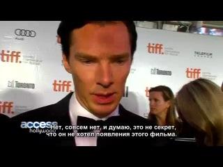 Бенедикт Камбербэтч: интервью для Access Hollywood [русские субтитры]