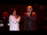 Piu su  -  Renato Zero & Andrea Bocelli  -  ZeroSei  Roma