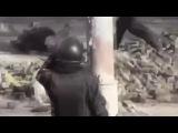 Убийство милиционера на майдане заснято на видео