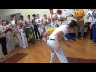 Capoeira Angola Palmares. открытая рода 12.10.2013. часть 6