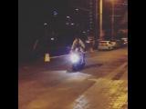 Иван Барзиков Трюки на мотоцикле)))