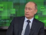 Встреча В.В. Путина с руководством и корреспондентами телеканала Russia Today