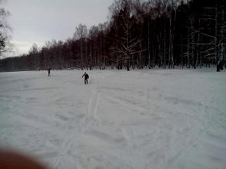 Лыжная эстафета(с.Новобелокатай-06.02.2013г)