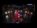 Jeff Monson на программе у Сергея Бадюка
