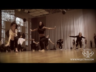 Talia Favia @ RDF13 Project818 Russian Dance Festival 2013 — Bears Den, When You Break — 01
