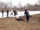 Драка Русских и дагестанцев 20 на 20