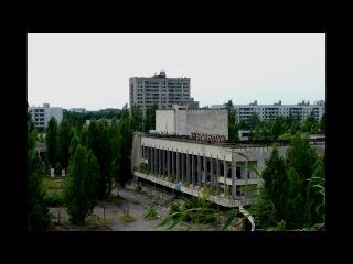 Города-призраки- Припять (Украина) - До и после аварии_HD