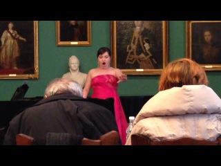 Валентина Строганова-Выходная ария Сильвы из оперетты