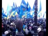 Мариинский парк,Киев 28,01,2014