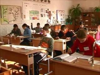 Зарисовки с уроков 2007.Физика и Химия