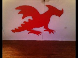 Тень красного дракона, лягушка Индя и странная машина