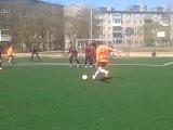 Чемпионат города 8Х8 2013, 2 тур. Вторая лига. Протон ПМ(2)-Титан