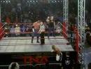 07.01.2004 NWA TNA - CM Punk Julio Dinero vs. Raven Sandman