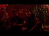 Олег и Гульнара (Маленький концерт в кафе