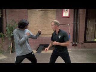 Top 10 aggressive groin attacks of kung fu!