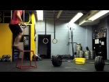 Rob O from Hybrid Athletics. training wod