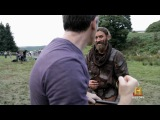 Vikings season 2 behind the scenes: How to throw a punch