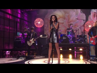 Selena Gomez - Love You Like A Love Song (Live The Jay Leno Show 2011)