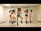 [Waveya Korean Dance] Азиатки танцуют под Gangnam Style